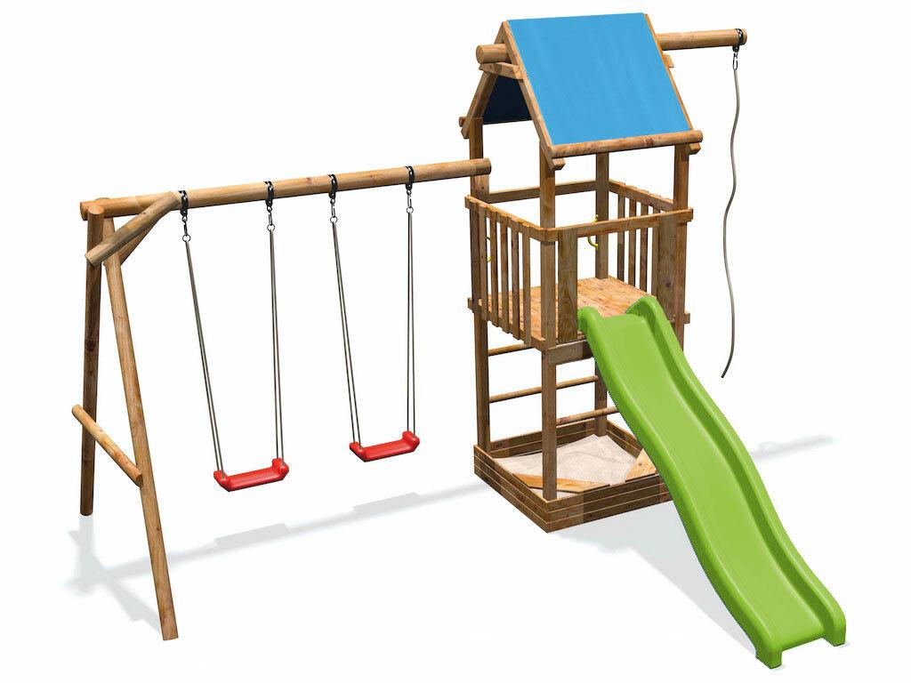 Fatmoose Klettergerüst Clever Climber : Kinder kletterturm. latest der kletterturm lasse bietet ihrem