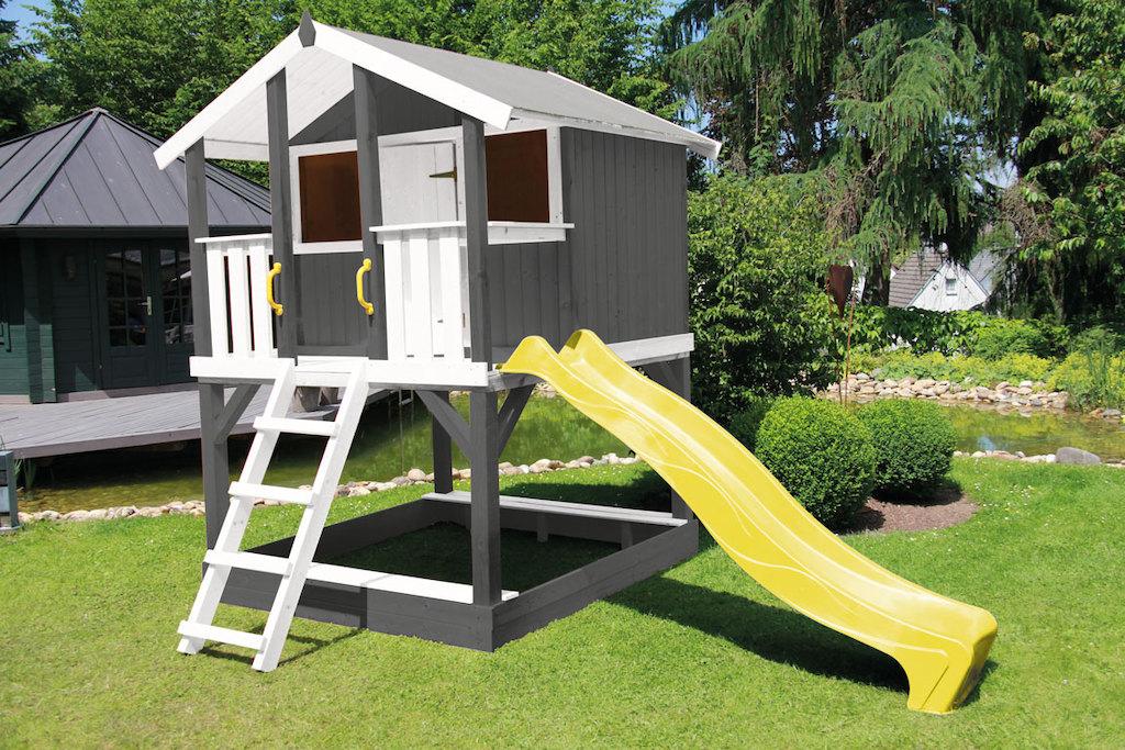 stelzenhaus mit sandkasten mj94 hitoiro. Black Bedroom Furniture Sets. Home Design Ideas