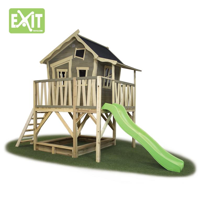 stelzenhaus exit crooky 550 spielgeraete. Black Bedroom Furniture Sets. Home Design Ideas